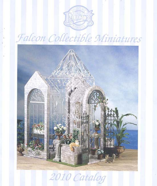 FREE Falcon Dollhouse Miniatures 2010 Catalog, Download, 60 pages