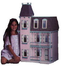 brands of doll houses