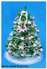 6 inch Decorated Ultimate Tree-Pink