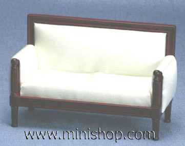 Classics by Handley Dollhouse Miniature Montrose Sofa