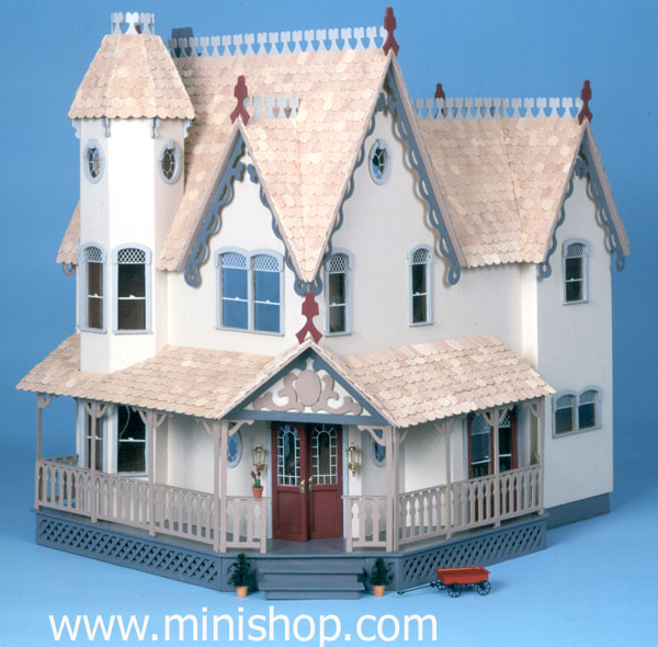 Annabelle Pierce Dollhouse Kit by Greenleaf (8011)