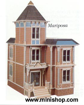 Mariposa by Lawbre Dollhouses