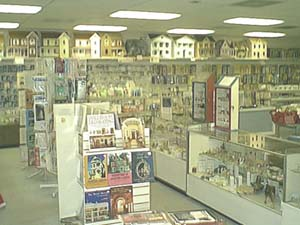 miniature shop