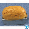 Bread Loaf in Pan, Dollhouse Miniature